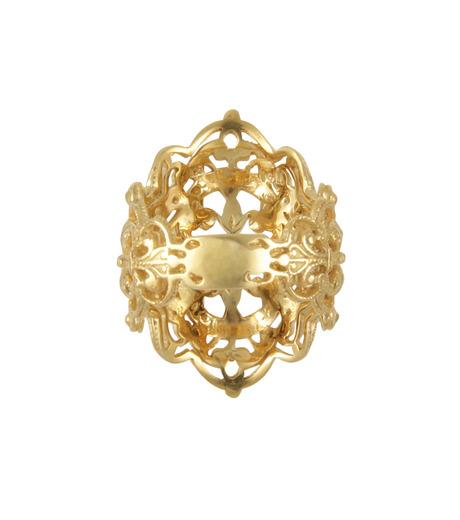 I AM by Ileana Makri(アイ アム バイ イリーナ マクリ)のChantilly Ring-GOLD(リング/ring)-O307-42-099-2 詳細画像3