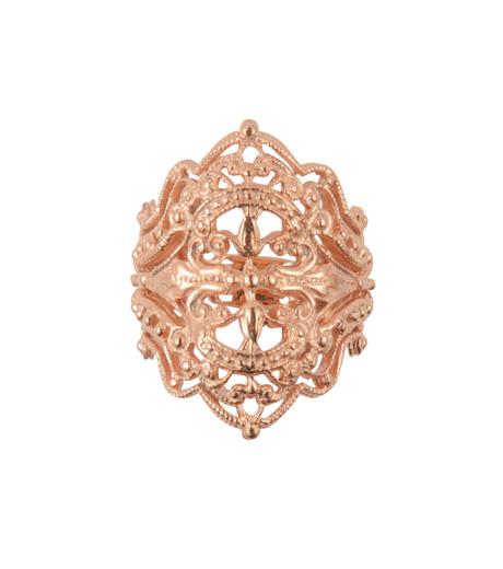 I AM by Ileana Makri(アイ アム バイ イリーナ マクリ)のChantilly Ring-ROSE(リング/ring)-O307-43-099-75 詳細画像1
