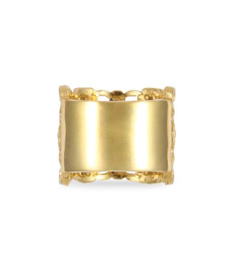 I AM by Ileana Makri(アイ アム バイ イリーナ マクリ)のMaple Flower Ring-GOLD(リング/ring)-O338-42-099-2 詳細画像3