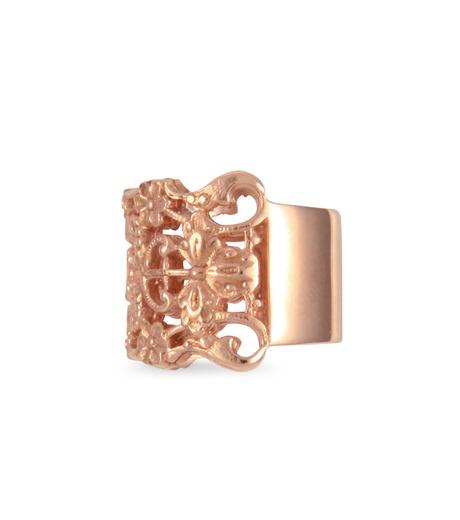 I AM by Ileana Makri(アイ アム バイ イリーナ マクリ)のMaple Flower Ring-ROSE(リング/ring)-O338-43-099-75 詳細画像2