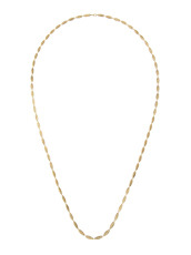 I AM by Ileana Makri(アイ アム バイ イリーナ マクリ) Chantilly Single Necklace Ellipse
