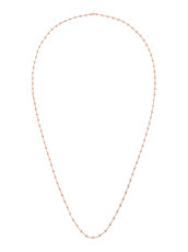 I AM by Ileana Makri Trianon Single Necklace Cross