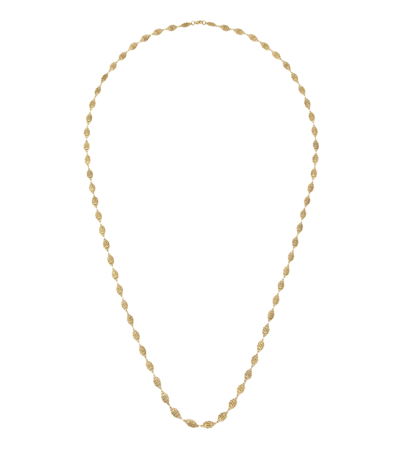I AM by Ileana Makri(アイ アム バイ イリーナ マクリ)のAntoinette Single Necklace-GOLD(ネックレス/necklace)-O848-61-099-2 拡大詳細画像1