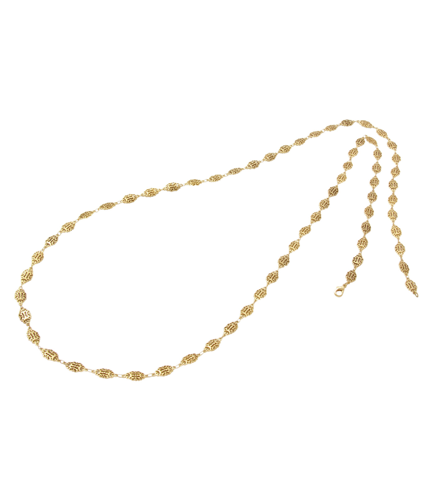 I AM by Ileana Makri(アイ アム バイ イリーナ マクリ)のAntoinette Single Necklace-GOLD(ネックレス/necklace)-O848-61-099-2 拡大詳細画像2
