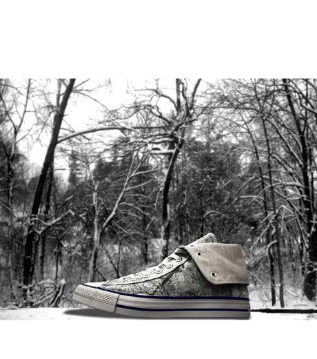 Facetasm(ファセッタズム)のRESTIR EXCLUSIVE SNEAKERS-LIGHT GRAY(シューズ/shoes)-OA-SHO-WS-10 詳細画像1