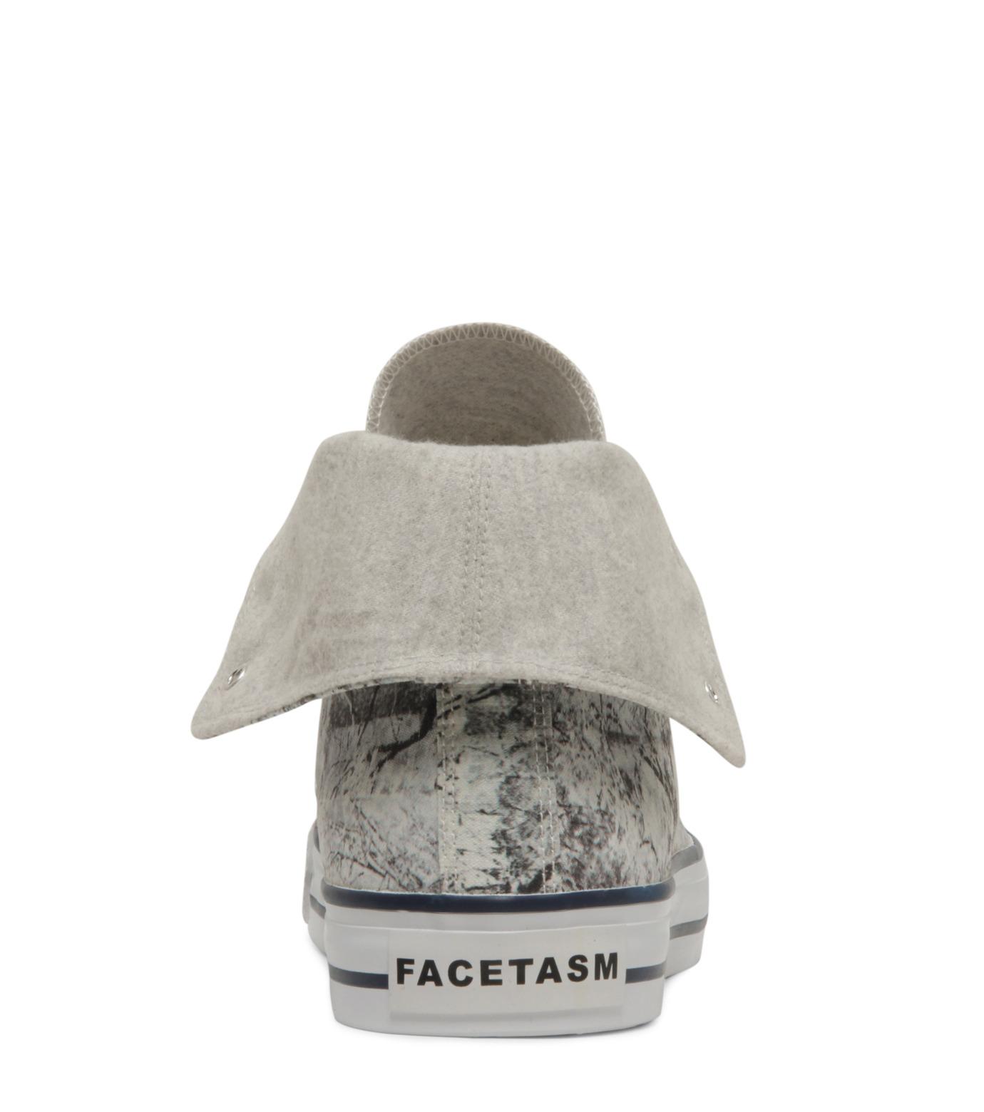 Facetasm(ファセッタズム)のRESTIR EXCLUSIVE SNEAKERS-LIGHT GRAY(シューズ/shoes)-OA-SHO-WS-10 拡大詳細画像5