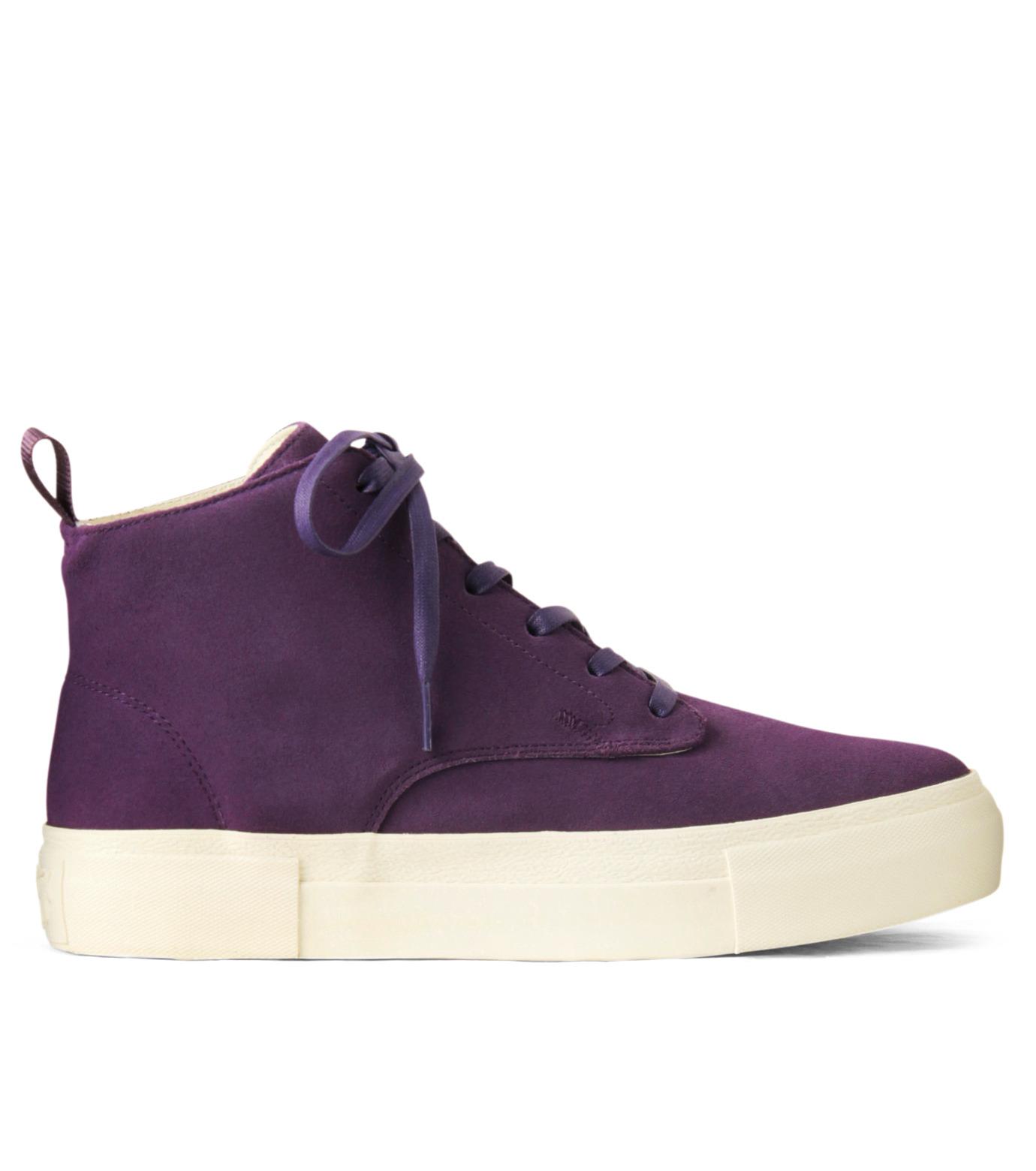 Eytys(エイティーズ)のSuedeHicutSneaker-PURPLE(スニーカー/sneaker)-ODYSSEY-SUE-82 拡大詳細画像1