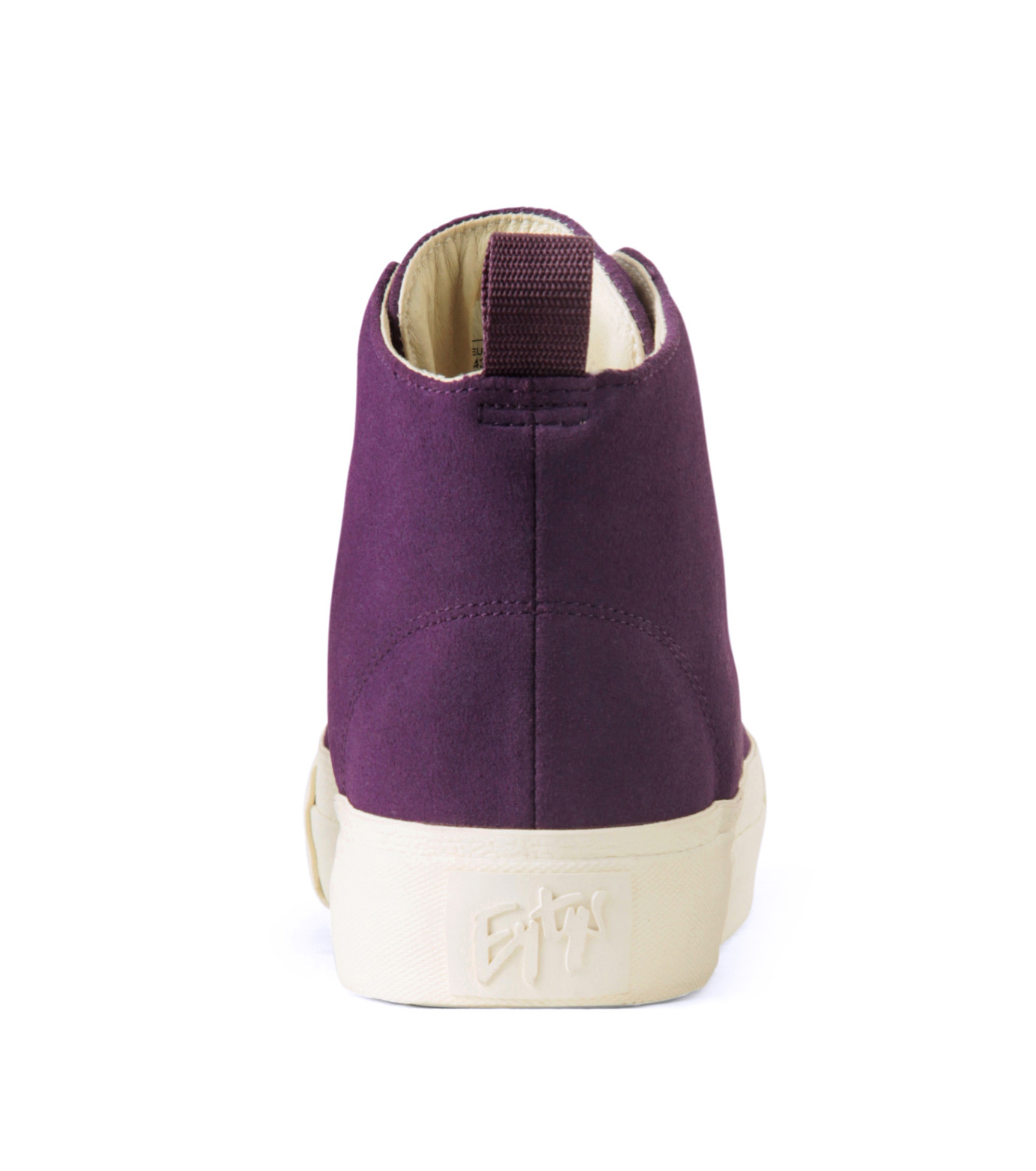 Eytys(エイティーズ)のSuedeHicutSneaker-PURPLE(スニーカー/sneaker)-ODYSSEY-SUE-82 拡大詳細画像3