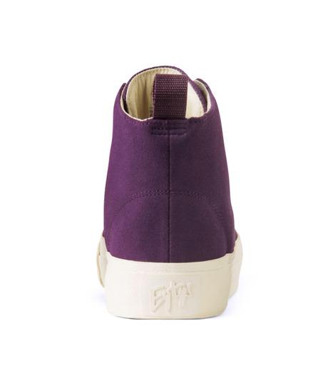 Eytys(エイティーズ)のSuedeHicutSneaker-PURPLE(スニーカー/sneaker)-ODYSSEY-SUE-82 詳細画像3