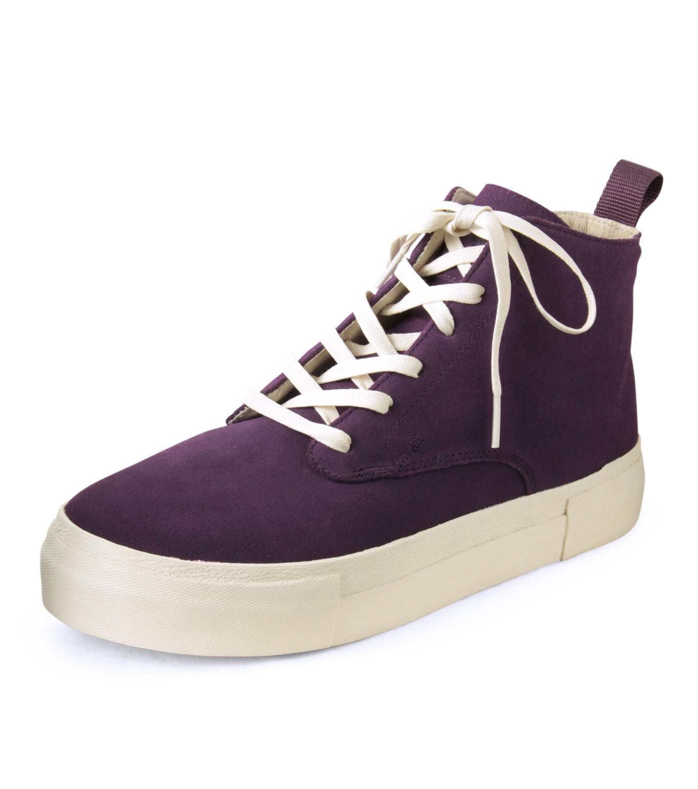 Eytys(エイティーズ)のSuedeHicutSneaker-PURPLE(スニーカー/sneaker)-ODYSSEY-SUE-82 拡大詳細画像5