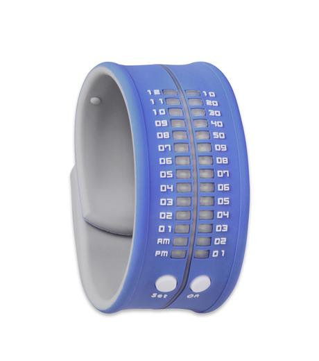 ORT()のLED Silicon Watch-BLUE(ウォッチ/watch)-ORT-92 詳細画像1