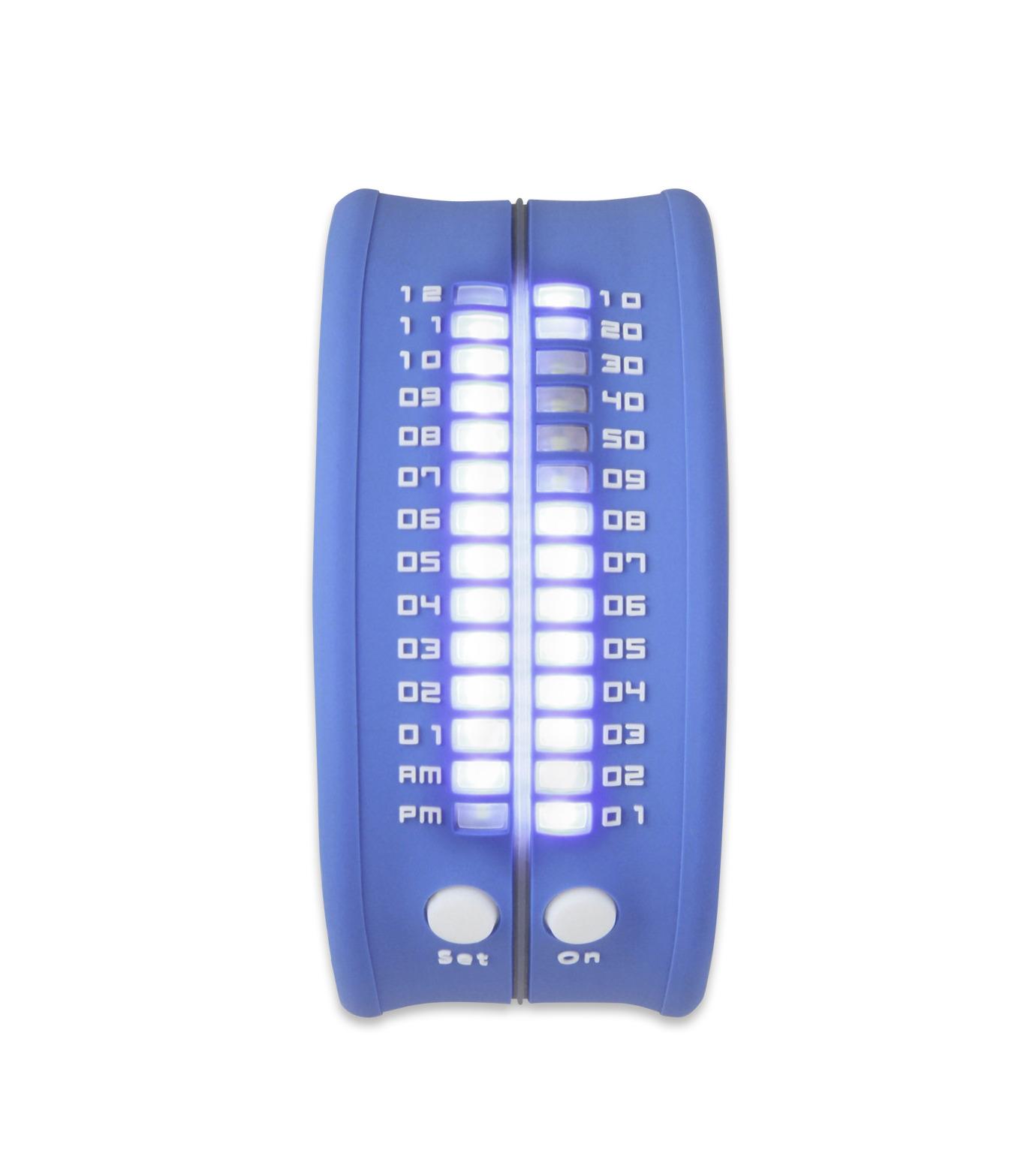 ORT()のLED Silicon Watch-BLUE(ウォッチ/watch)-ORT-92 拡大詳細画像2