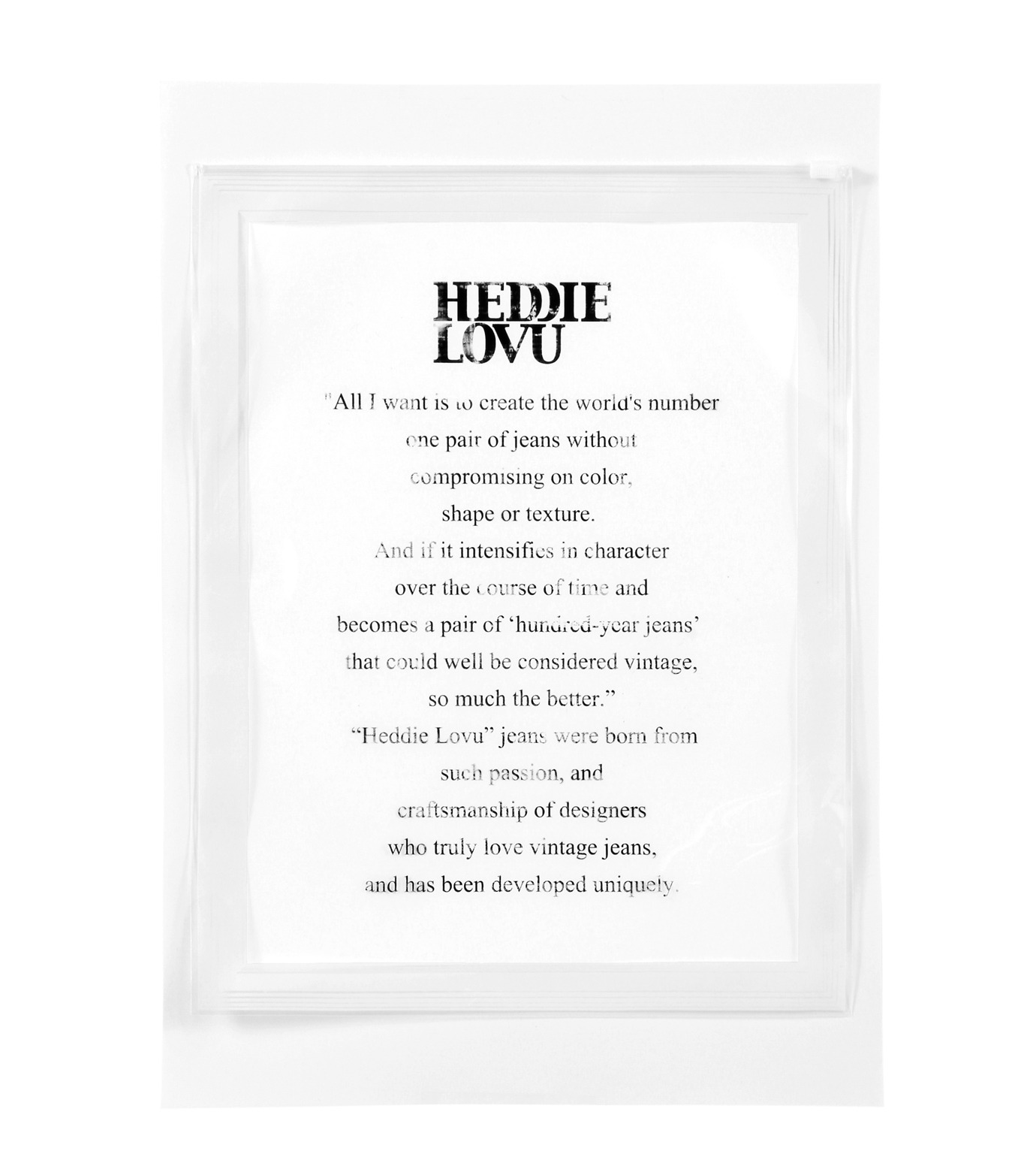 Heddie Lovu(エディー ルーヴ)のOrganic jungle-WHITE(カットソー/cut and sewn)-OT-M1-01-14A-4 拡大詳細画像3