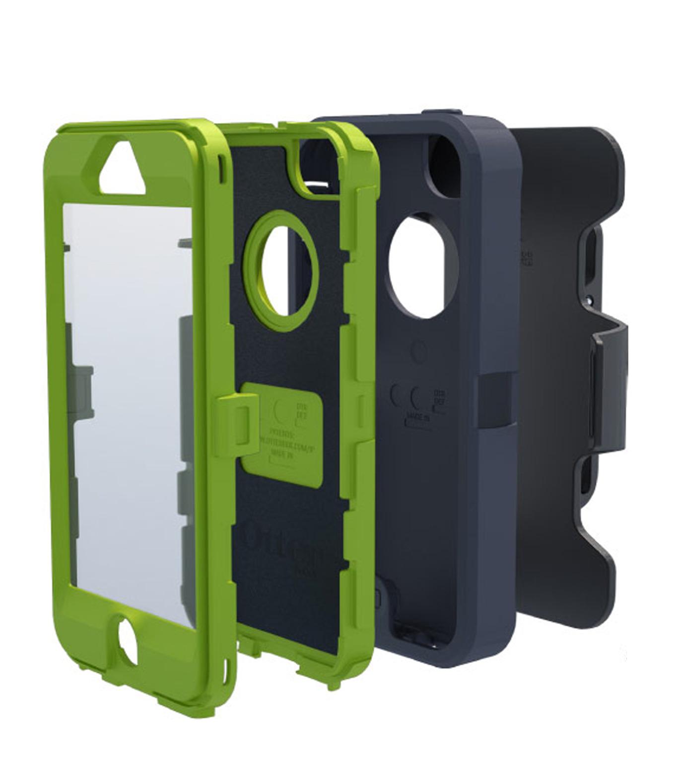 Tunewear(チューンウエア)のiPhone5 Case-GRAY-OTB-PH-013-11 拡大詳細画像4
