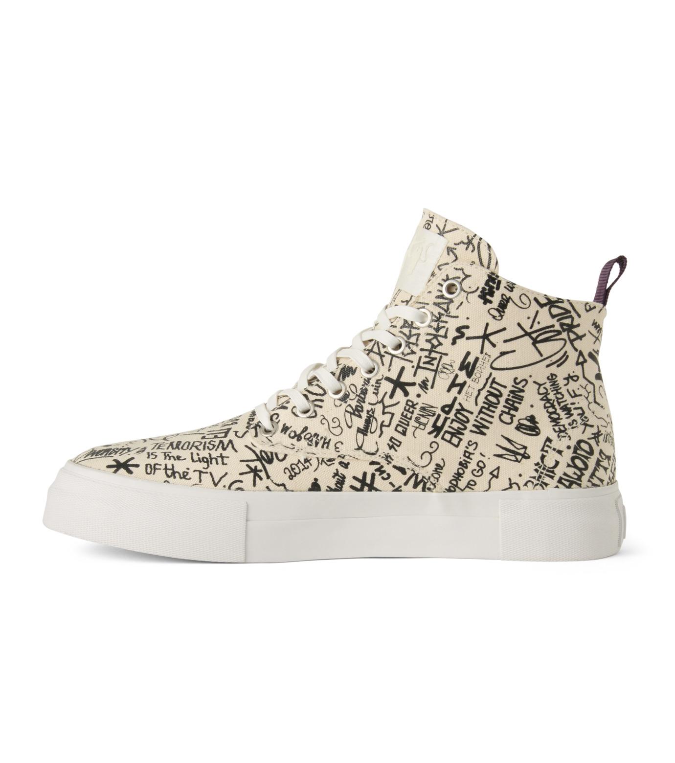 Eytys(エイティーズ)のOdyssey Canvas-WHITE(スニーカー/sneaker)-Odyssey-4 拡大詳細画像2