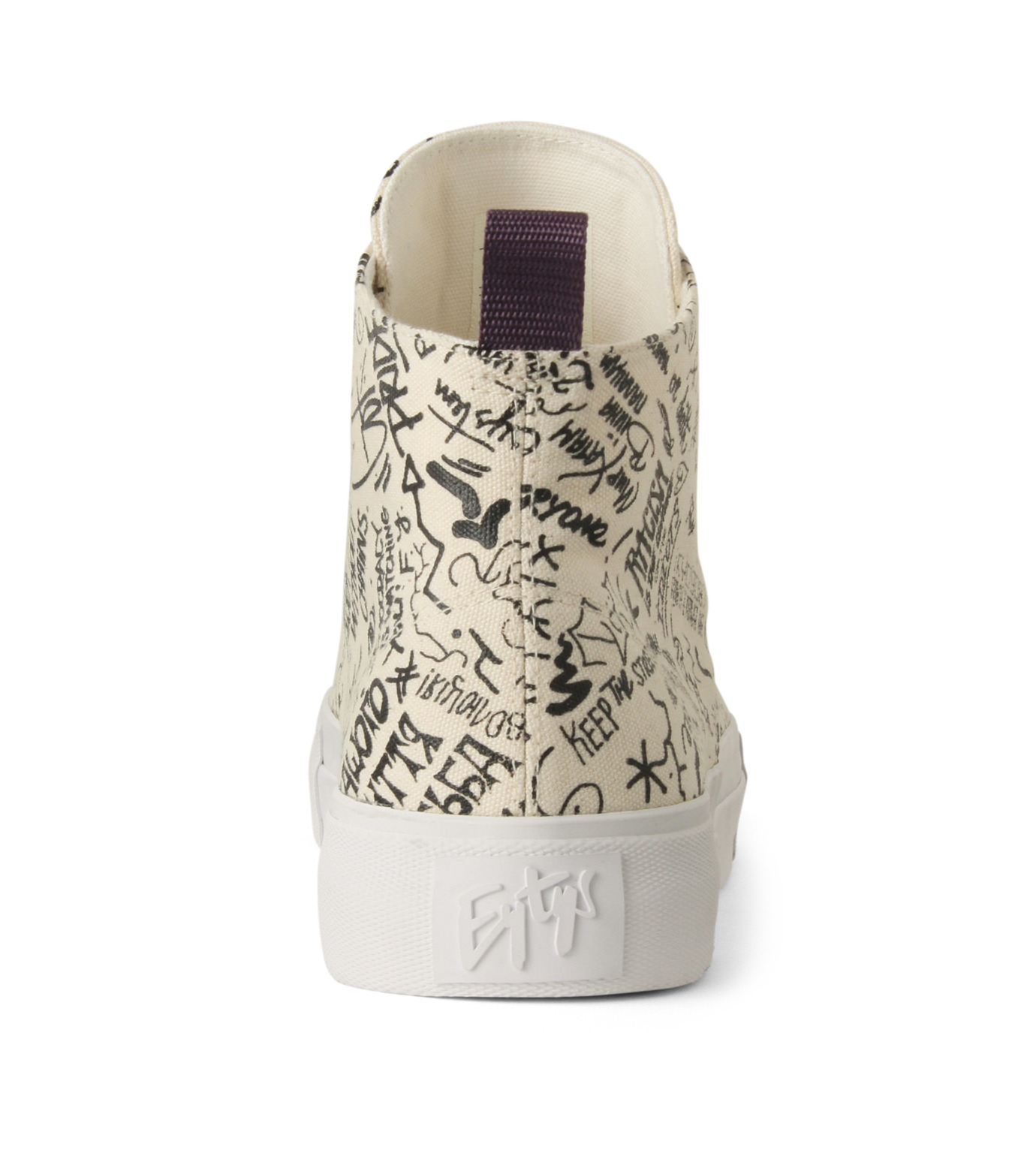 Eytys(エイティーズ)のOdyssey Canvas-WHITE(スニーカー/sneaker)-Odyssey-4 拡大詳細画像3