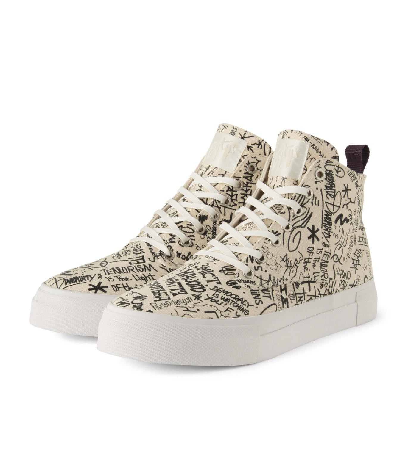 Eytys(エイティーズ)のOdyssey Canvas-WHITE(スニーカー/sneaker)-Odyssey-4 拡大詳細画像4