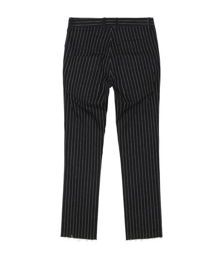 MUNSOO KWON()のStripe Denim Pants-BLACK(デニム/denim)-P089-13 詳細画像2