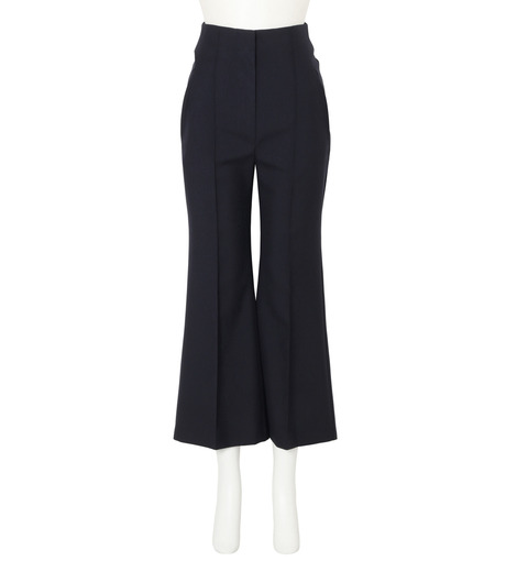 Roksanda(ロクサンダ)のDana Flared Leg Trouser-NAVY(パンツ/pants)-P134-3-93 詳細画像1