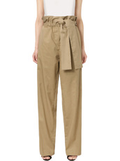 3.1 Phillip Lim High Waisted Paper Bag Pants