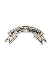 Olympia Le-Tan(オリンピア ルタン) Patches Bonjour Tristesse