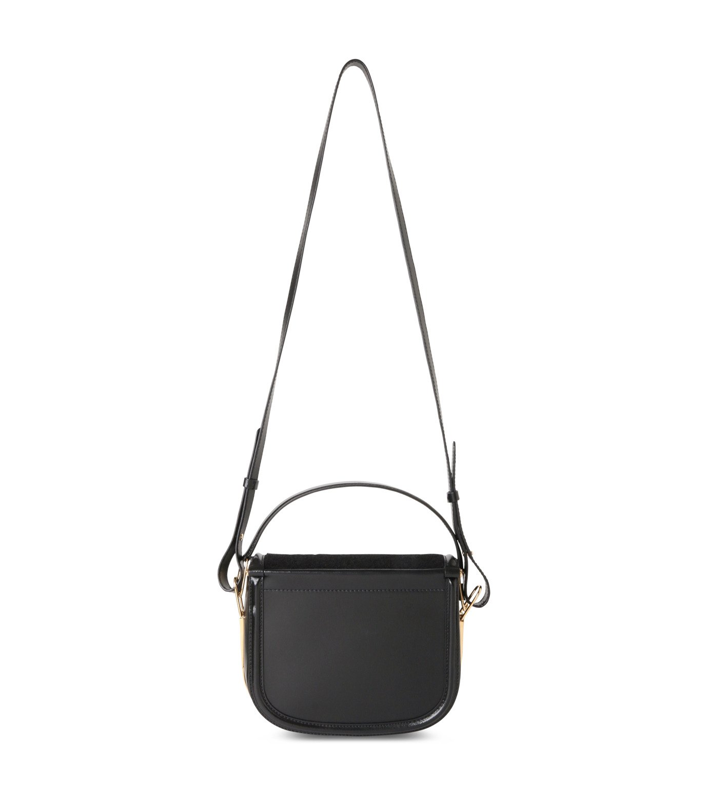 Olympia Le-Tan(オリンピア ルタン)のCarson Velcro-BLACK(ハンドバッグ/hand bag)-PF16BCA002-13 拡大詳細画像3