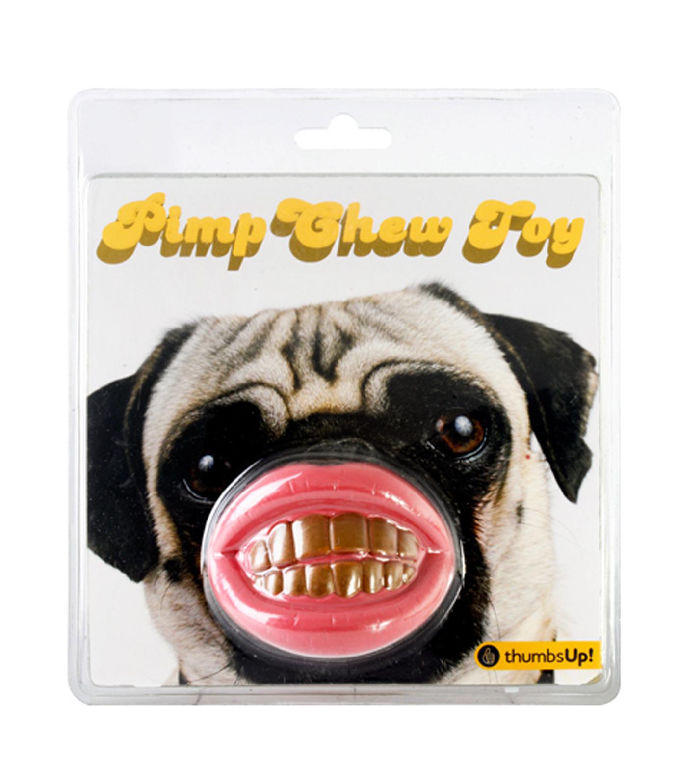 Thumbs Up(サムズアップ)のPimp Dog Chew-PINK(アザーズ/others)-PIMCHEW-72 拡大詳細画像3