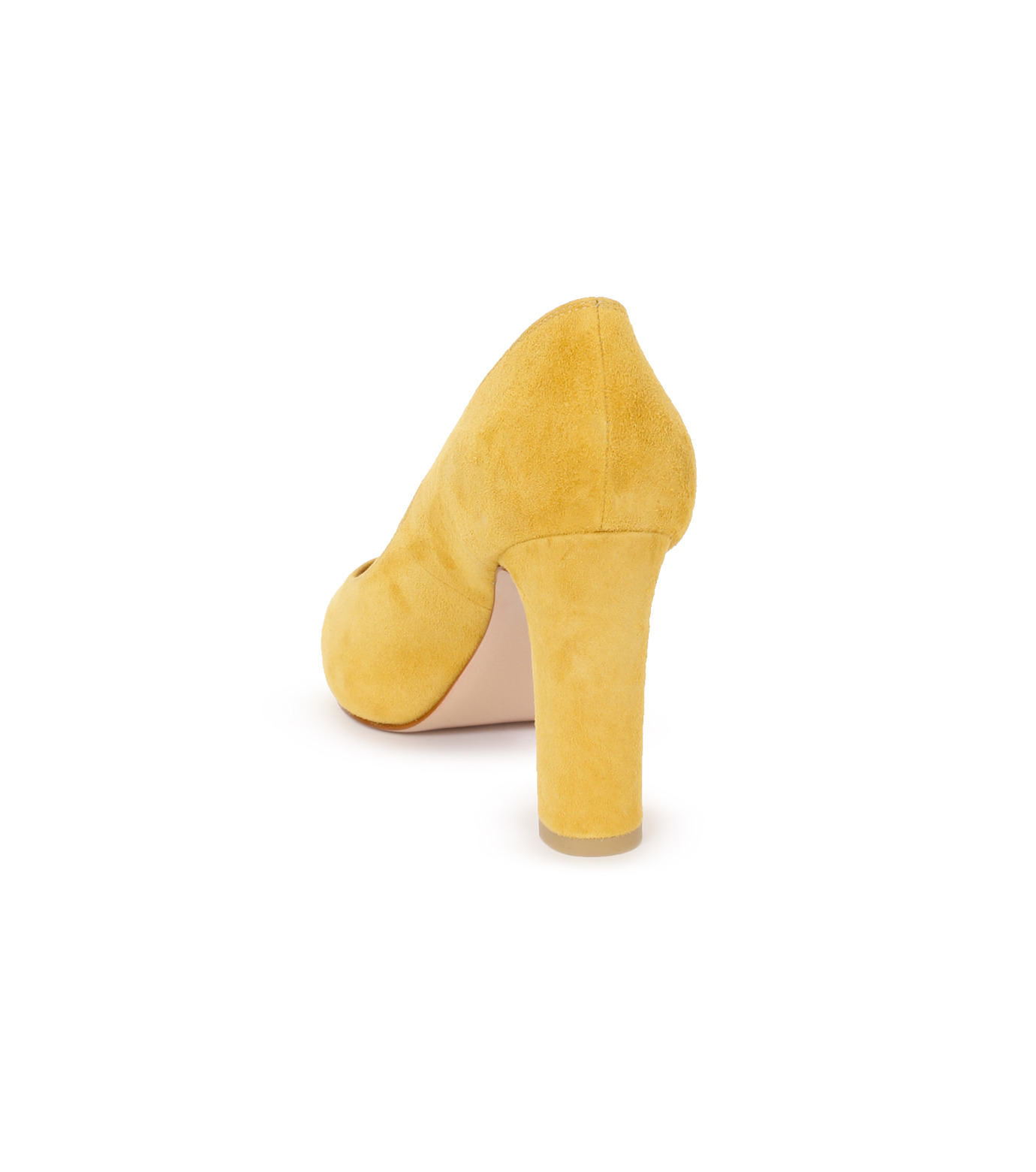 PIPPICHIC(ピッピシック)のInstorm Round Toe Pumps-YELLOW(パンプス/pumps)-PP16-IRP26-L 拡大詳細画像3