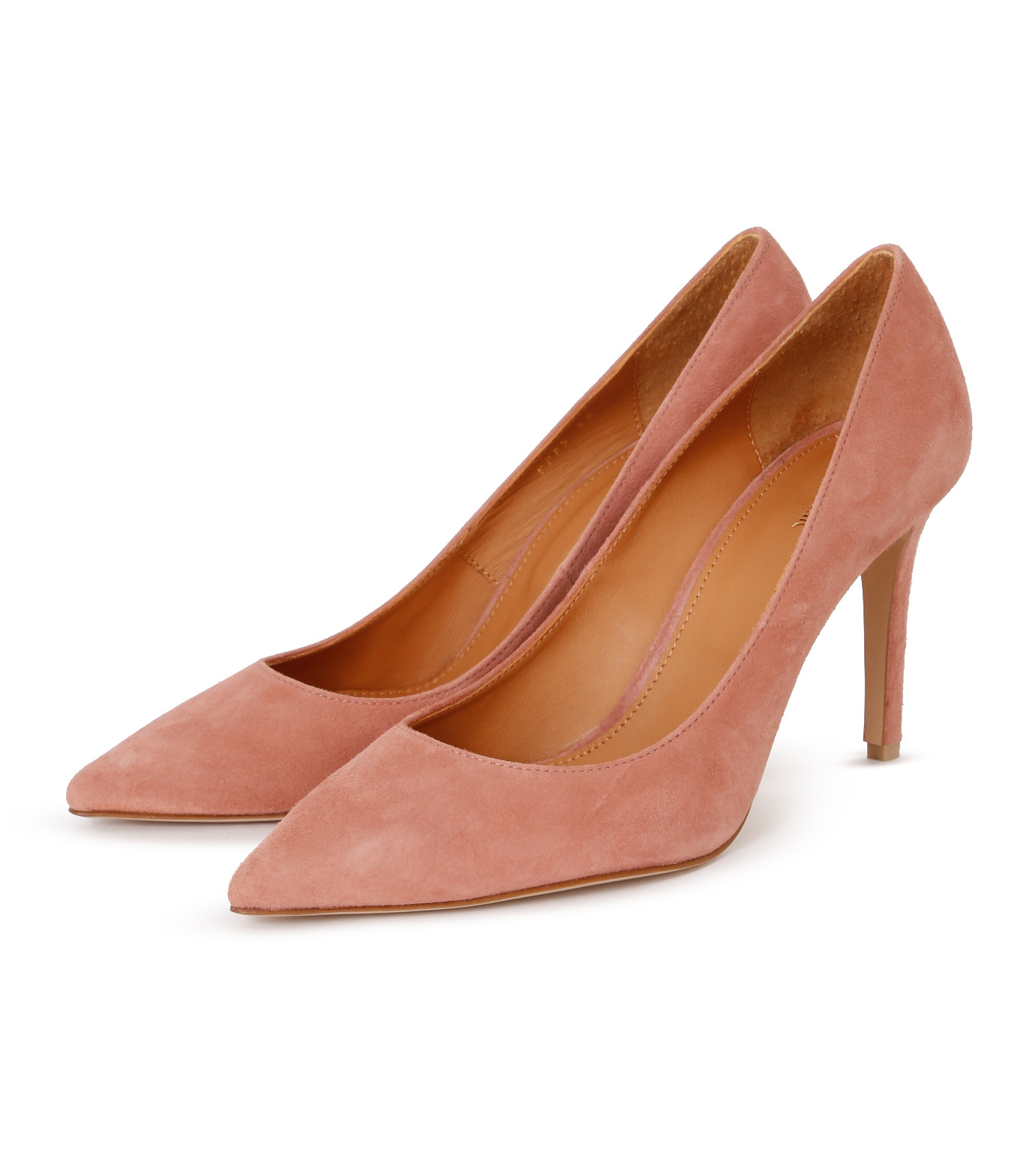 PIPPICHIC(ピッピシック)のPointed Toe 85mm Heel Pumps-LIGHT PINK(パンプス/pumps)-PP16-PPP9-L 拡大詳細画像2