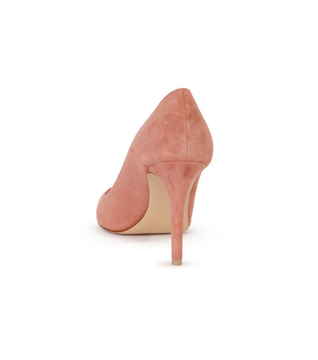 PIPPICHIC(ピッピシック)のPointed Toe 85mm Heel Pumps-LIGHT PINK(パンプス/pumps)-PP16-PPP9-L 詳細画像3