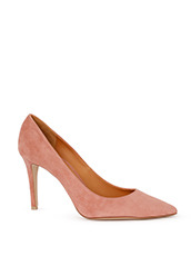 PIPPICHIC Pointed Toe 85mm Heel Pumps
