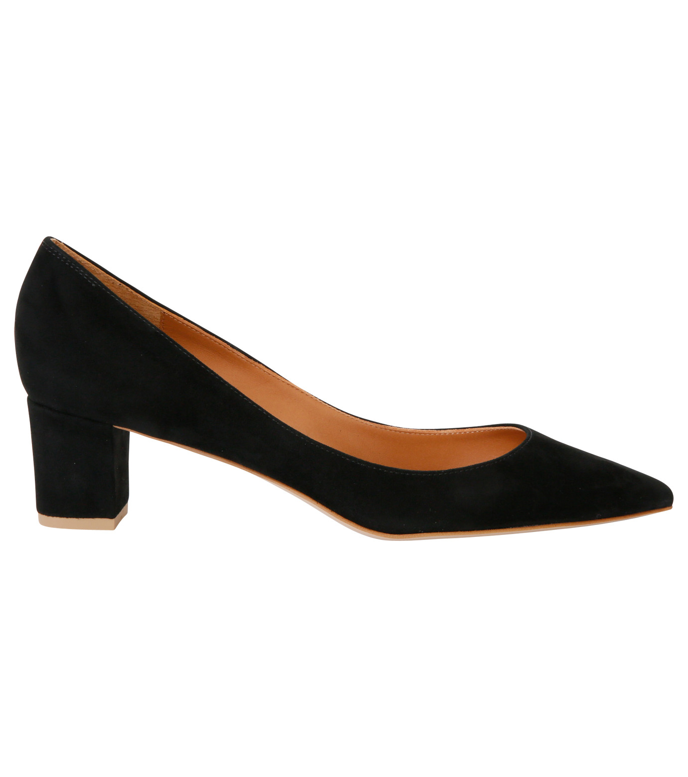 PIPPICHIC(ピッピシック)のPointed Toe 50mm Heel-BLACK(パンプス/pumps)-PP16S-CHR7-L-13 拡大詳細画像1