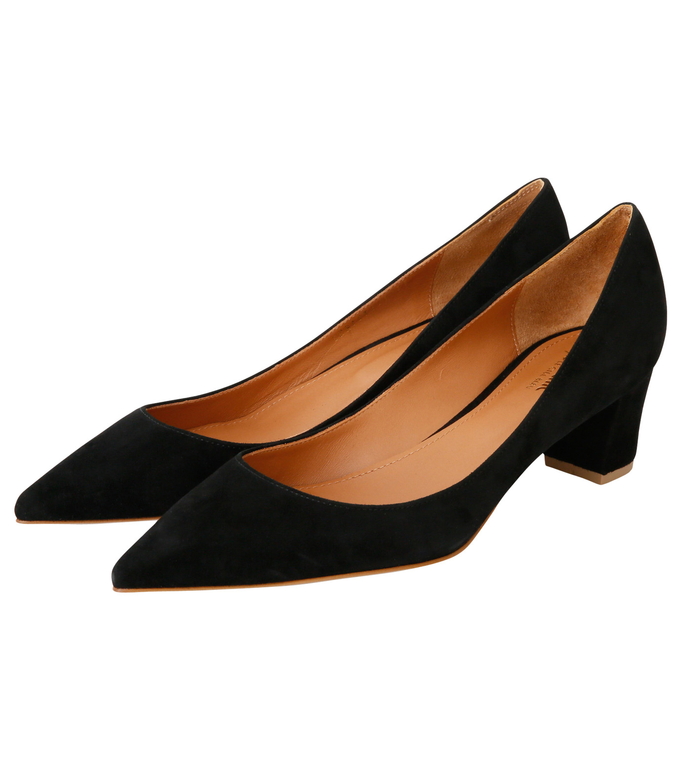 PIPPICHIC(ピッピシック)のPointed Toe 50mm Heel-BLACK(パンプス/pumps)-PP16S-CHR7-L-13 拡大詳細画像2