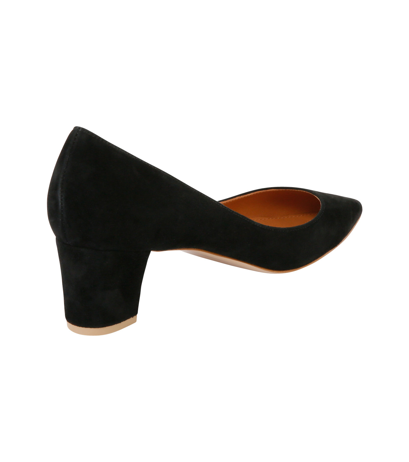PIPPICHIC(ピッピシック)のPointed Toe 50mm Heel-BLACK(パンプス/pumps)-PP16S-CHR7-L-13 拡大詳細画像3