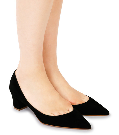 PIPPICHIC(ピッピシック)のPointed Toe 50mm Heel-BLACK(パンプス/pumps)-PP16S-CHR7-L-13 詳細画像5