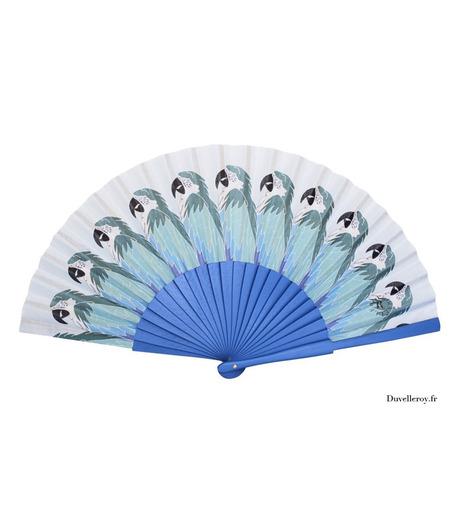 Duvelleroy(デュヴェルロイ)のBlue Parrot-BLUE(OTHER-GOODS/OTHER-GOODS)-PR01-92 詳細画像1