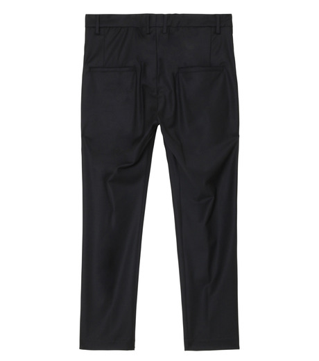 SISE()のWool Tuck Pants-BLACK(パンツ/pants)-PT-07-13 詳細画像2