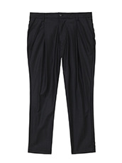 SISE() Wool Tuck Pants