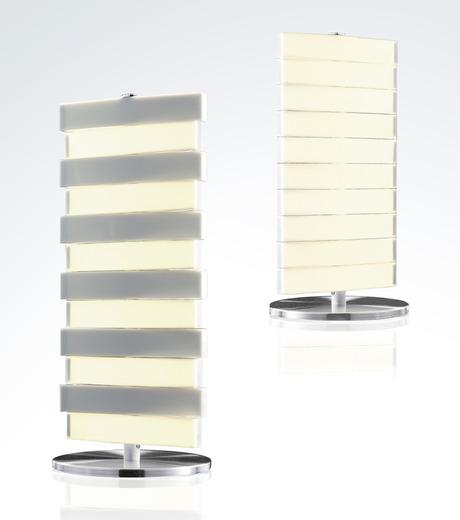 QisDesign(キスデザイン)のPiano Table Lamp-SILVER(ライト/light)-QDL0002-1 詳細画像1
