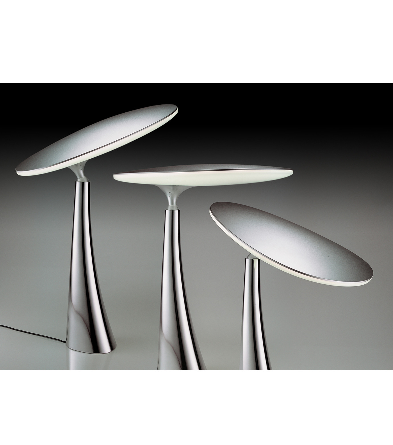 QisDesign(キスデザイン)のCoral Reef Table Lamp-SILVER(ライト/light)-QDL0005-1 拡大詳細画像2