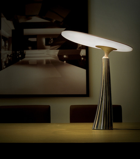 QisDesign(キスデザイン)のCoral Reef Table Lamp-SILVER(ライト/light)-QDL0005-1 詳細画像3