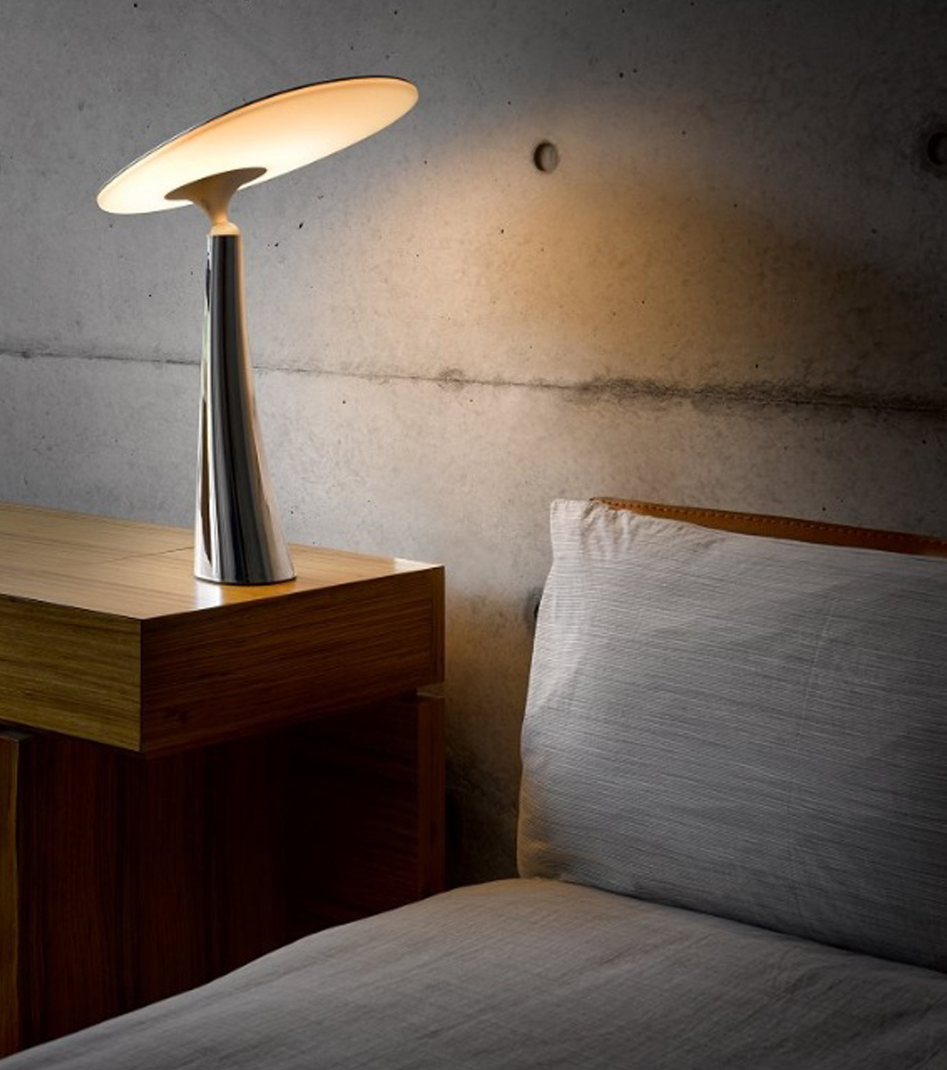 QisDesign(キスデザイン)のCoral Reef Table Lamp-SILVER(ライト/light)-QDL0005-1 拡大詳細画像4