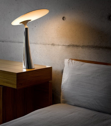QisDesign(キスデザイン)のCoral Reef Table Lamp-SILVER(ライト/light)-QDL0005-1 詳細画像4