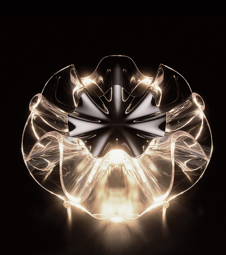 QisDesign(キスデザイン)のFlamenca Table Lamp-PINK(ライト/light)-QDL0006-72 詳細画像2