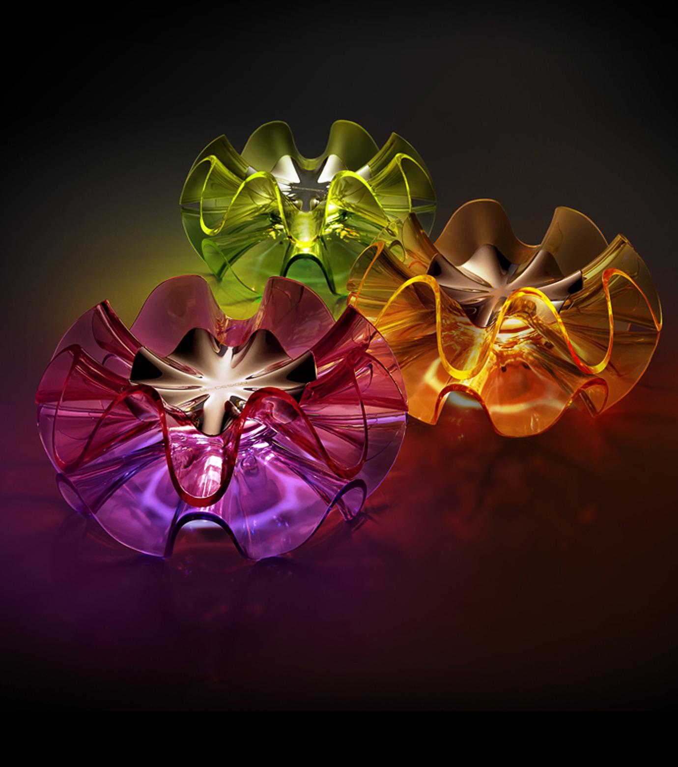 QisDesign(キスデザイン)のFlamenca Table Lamp-PINK(ライト/light)-QDL0006-72 拡大詳細画像7