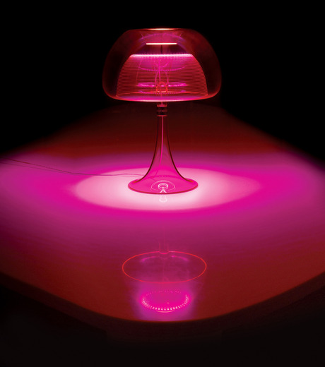 QisDesign(キスデザイン)のAurelia Table Lamp-PINK(ライト/light)-QDL0009-72 詳細画像2
