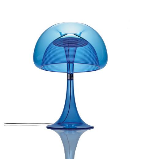 QisDesign(キスデザイン)のAurelia Table Lamp-BLUE(ライト/light)-QDL0010-92 詳細画像1