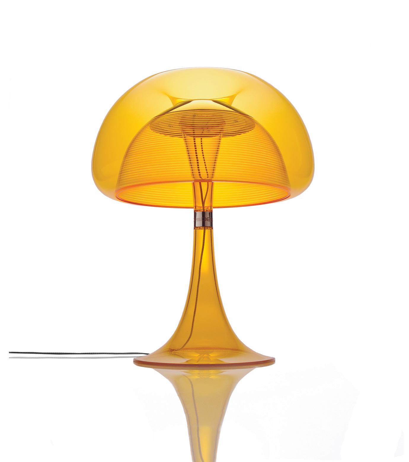 QisDesign(キスデザイン)のAurelia Table Lamp-ORANGE(ライト/light)-QDL0011-61 拡大詳細画像1