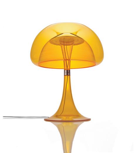 QisDesign(キスデザイン)のAurelia Table Lamp-ORANGE(ライト/light)-QDL0011-61 詳細画像1