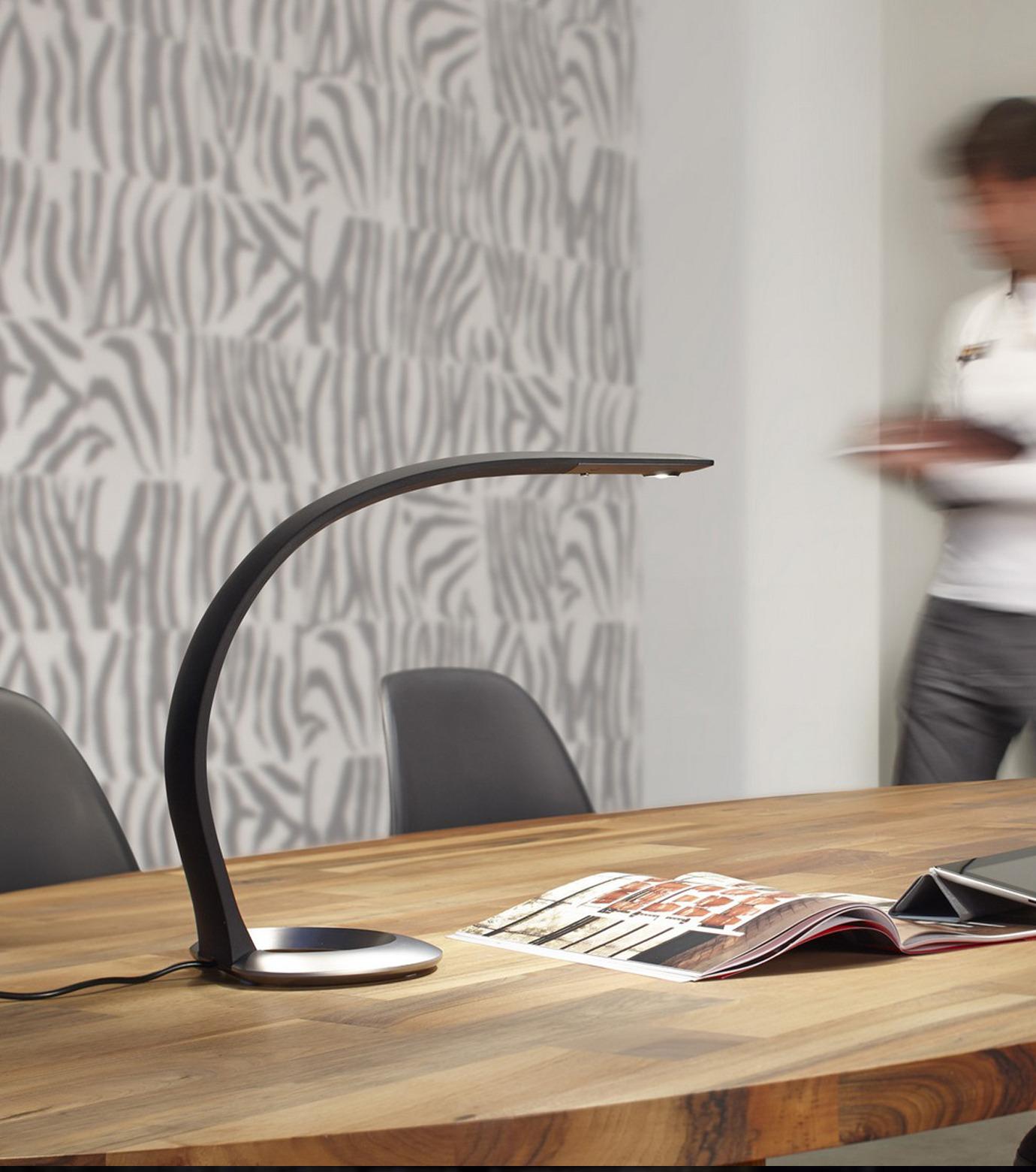QisDesign(キスデザイン)のHatha Table Lamp-BLACK(ライト/light)-QDL0029-13 拡大詳細画像8